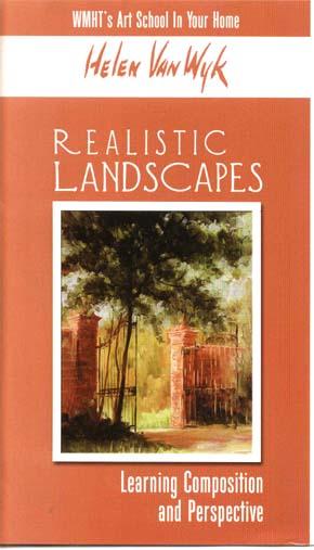 Van Wyk, Helen: VW15 - Realistic Landscapes