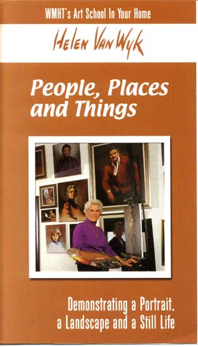 Van Wyk, Helen: VW16 - People, Places and Things