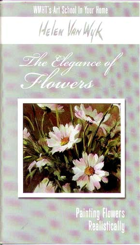 Van Wyk, Helen: VW17 - The Elegance of Flowers