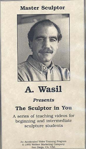 Wasil, A: WE03 - Full Figure, High Relief