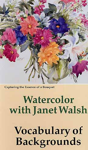 Walsh, Janet: WSH4 - Vocabulary of Backgrounds