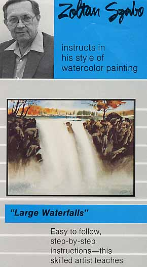 Szabo, Zoltan: ZS01 - Large Waterfalls